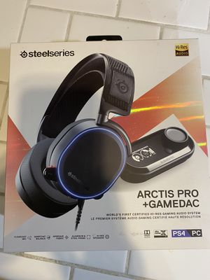 Hi Res gaming headphones for Sale in San Diego, CA