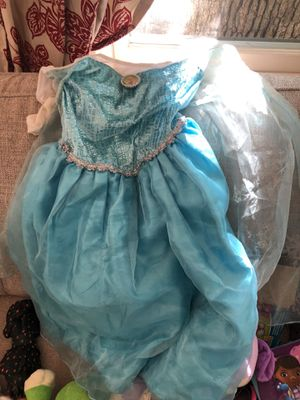 Disney Frozen Elsa dress for Sale in Washington, DC