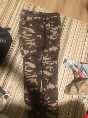 camo pants for Sale in San Diego, CA
