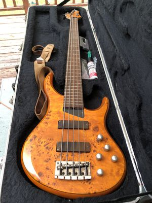 Bass guitar 🎸 MTD Bass for Sale in Vernon, CT