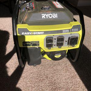 3600 WATT Portable Generator, for Sale in Falls Church, VA