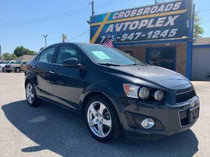 2015 Chevrolet Sonic for Sale in South Houston, TX