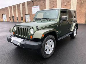 2008 Jeep Wrangler for Sale in Hasbrouck Heights, NJ
