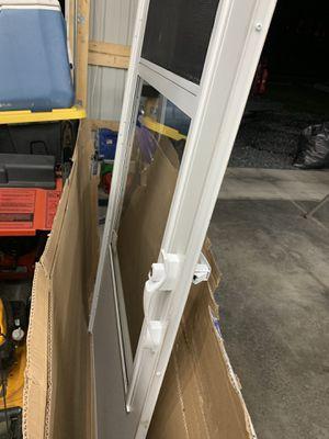 """36"""" Storm door for Sale in Pine Grove, PA"""