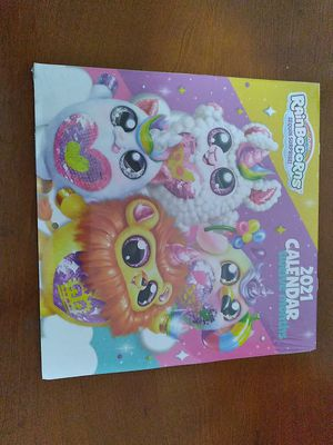 Zuru RainBocorns Sequin Suprise calendar for Sale in Fresno, CA