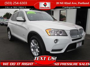 2014 BMW X3 for Sale in Portland, OR
