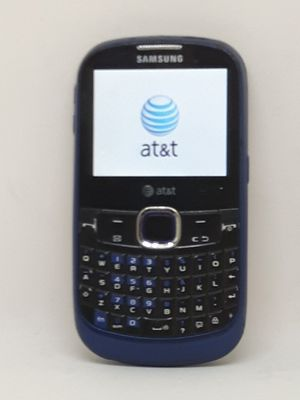 Samsung SGH A187 - Blue (AT&T) Cellular Phone for Sale in East Wenatchee, WA