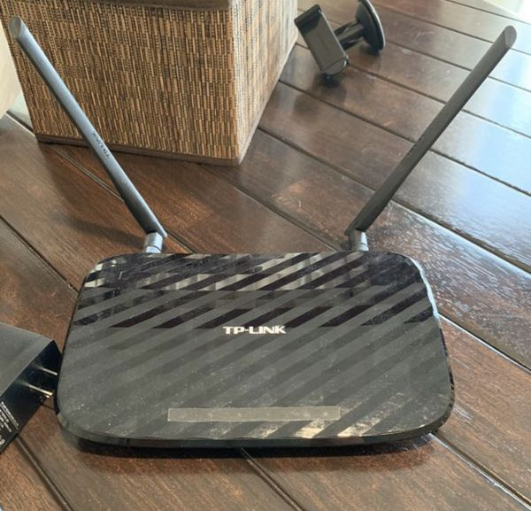 TPLink Archer 2 Dual Band Wireless Router, Excellent Condition