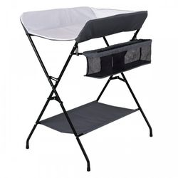 Baby Storage Folding Diaper Changing Table for Sale in Diamond Bar,  CA