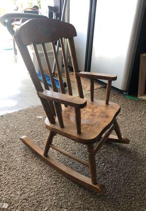 Rocking Chair - Kids for Sale in Vista, CA