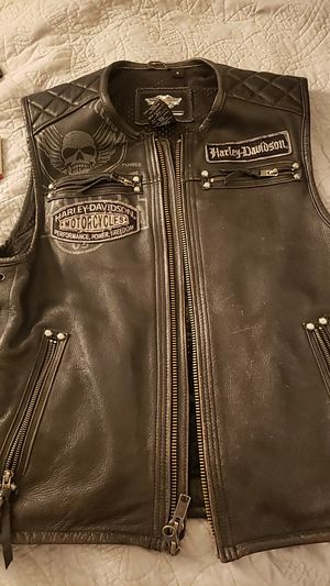 Harley Davidson collectable vest for Sale in Peoria, AZ