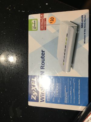Wireless N Router for Sale in Centreville, VA