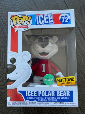 Funko Pop Icee Polar Bear Scented Hot Topic for Sale in San Diego, CA