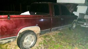 1997 Chevrolet 1500 (PARTS TRUCK) for Sale in Salina, OK