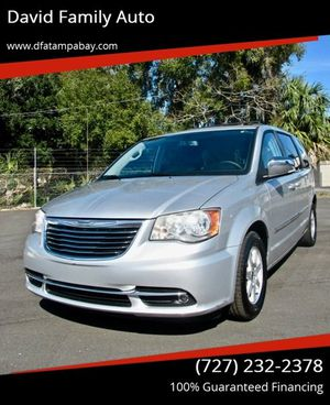 2012 Chrysler Town & Country for Sale in New Port Richey, FL