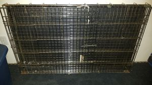 Large dog cage for Sale in MI METRO, MI