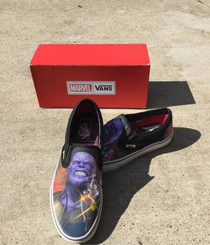 Marvel x Vans / Thanos for Sale in Mansfield, TX