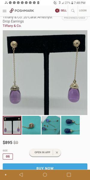 Tiffany earrings for Sale in Gilroy, CA