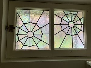 Antique stained glass windows for sale for Sale in Denver, CO