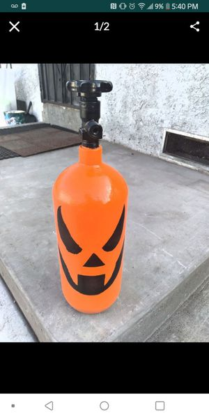 Noz tank🎃 for Sale in Irwindale, CA