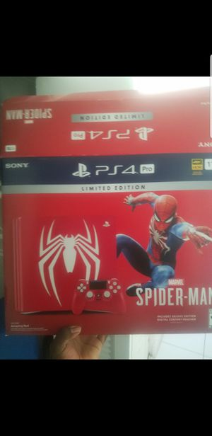 Ps4 pro and Samsung tv for Sale in Lauderhill, FL