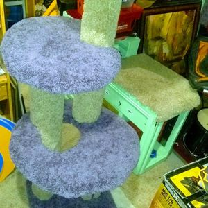 (New) CAT TOWER 5 Ft Tall for Sale in Oklahoma City, OK