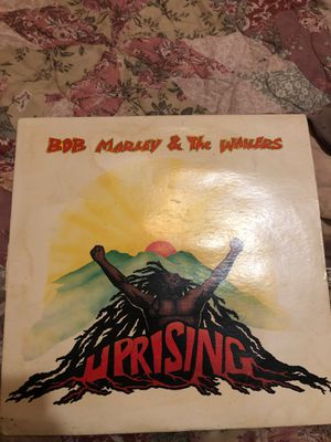 Bob Marley vinyl Uprising album for Sale in Houston, TX