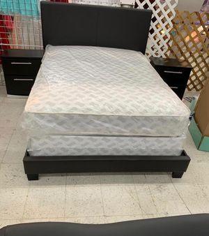 5 PCS BEDROOM SET NEW IN BOX FULL or QUEEN JUEGO DE HABITACIÓN TODO NUEVO EN SU CAJA - BED SET for Sale in Pinecrest, FL