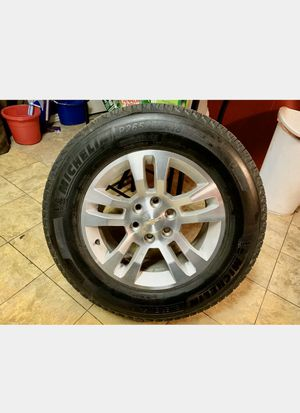 """18"""" Chevy Factory OEM Alloy Wheels for Sale in New Albany, MS"""