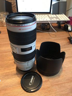Canon EF 70-200mm 1:2.8 L IS II USM for Sale in Alexandria, VA