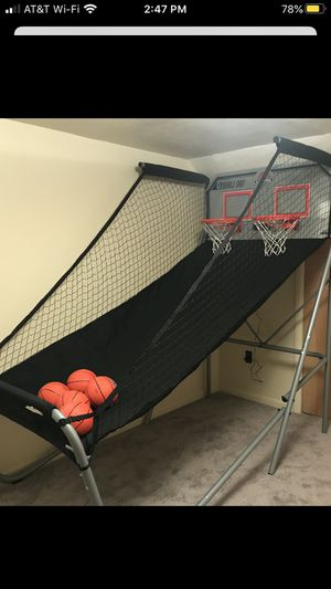 Lifetime double basketball hoop for Sale in Lake Mary, FL