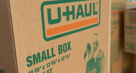 UHAUL BOXES (used) $0.25/ Box (All sizes) for Sale in Portland,  OR