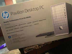 hp Pavilion Desktop (Brand New) for Sale in Columbus, OH