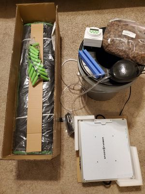 Fruits & Vegetable Grow Tent Set-Up for Sale in Fort Mill, SC