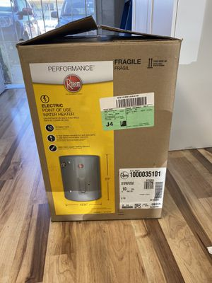 Water heater for sale for Sale in Concord, CA