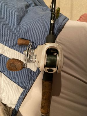 13 fishing, reel and rod for Sale in Heathrow, FL