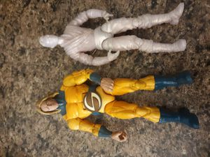 Marble action figures for Sale in San Jose, CA