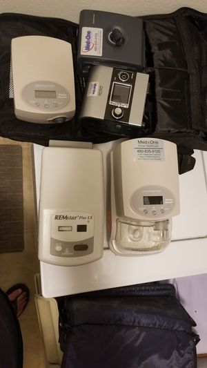 CPAP Machines (4 machines) for Sale in Gilbert, AZ