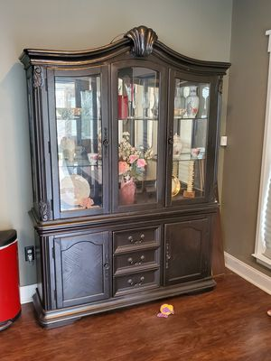 Curio (2 piece) for Sale in Odenton, MD