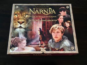 The Chronicles Of Narnia Board Game by NECA Epic Battle Between Good and Evil for Sale in Knightdale, NC
