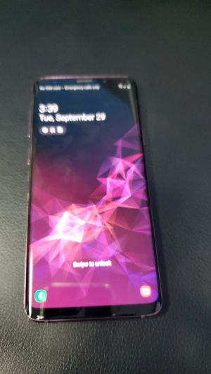 Samsung Galaxy S9+ for Sale in Fort Lauderdale, FL