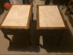 Mersman side tables for Sale in Concord, MA