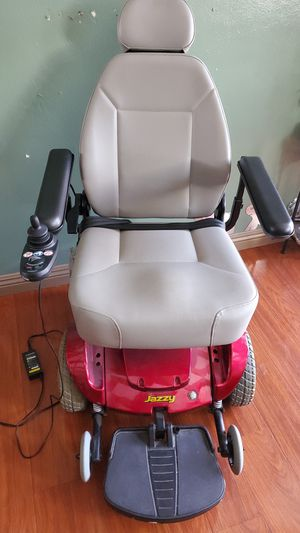 Jazzy select gt power chair for Sale in City of Industry, CA