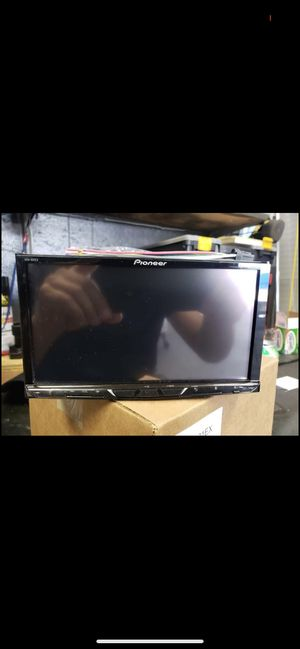 Pioneer AVH-601EX for Sale in Seagoville, TX