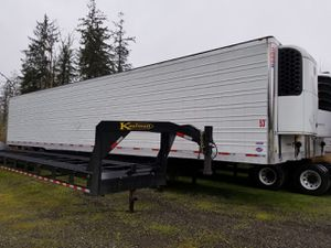 2012 Thermoking utility trailer for Sale in Renton, WA