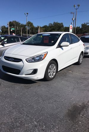 2015 Hyundai Accent. Got a job ? You're approved for Sale in Tampa, FL