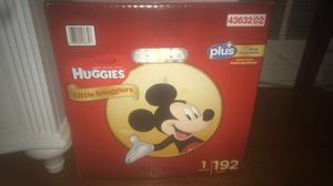 Huggies Little Snugglers for Sale in Rockville, MD