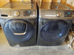Samsung STEAM Washer and Electric Dryer for Sale in Lancaster, PA