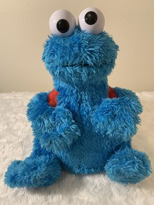 Count & Crunch Interactive Cookie Monster (410/Evers) ((Please Read All Info)) for Sale in San Antonio, TX
