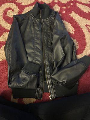 Biker jacket size Small for Sale in Sacramento, CA